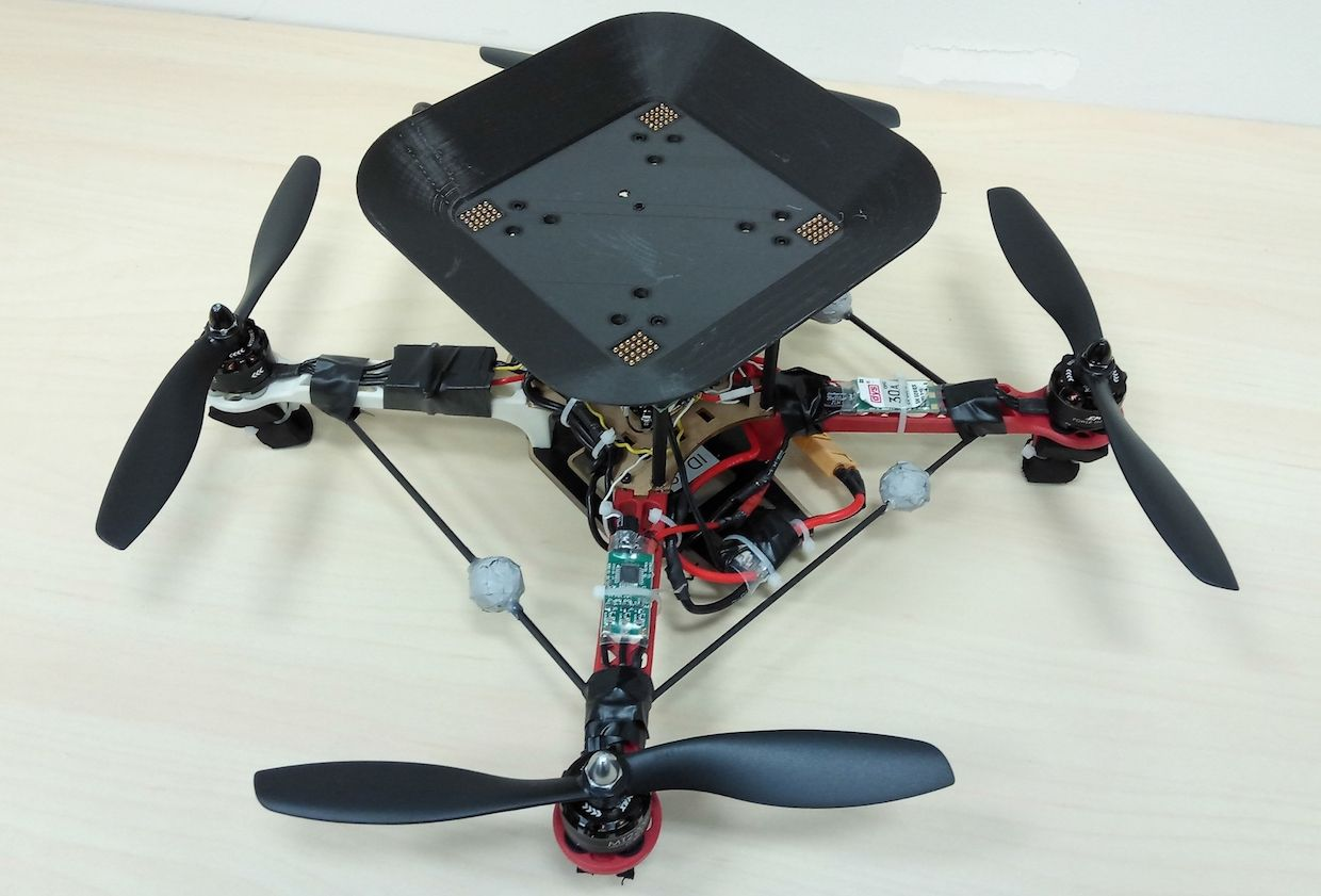 Flying batteries for drones