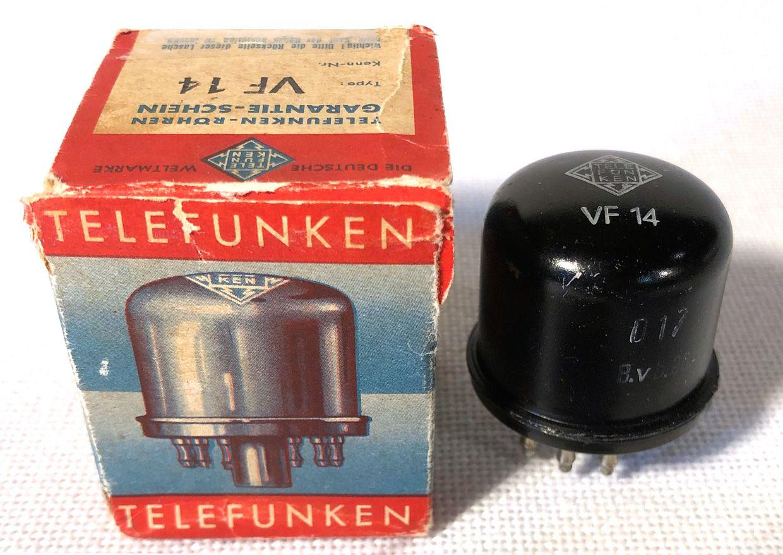 Photo of Telefunken Audio Tube