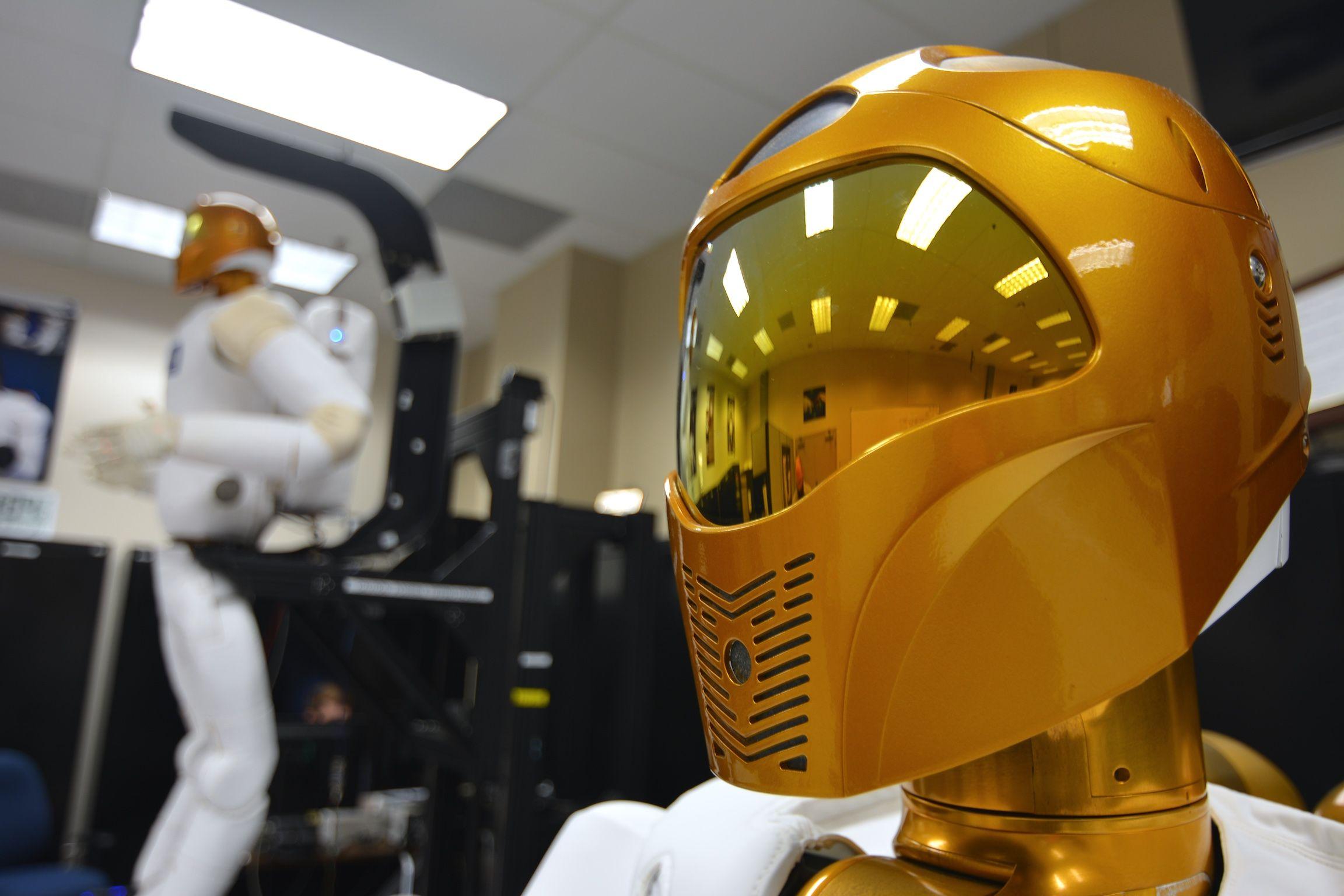 NASA's Robonaut