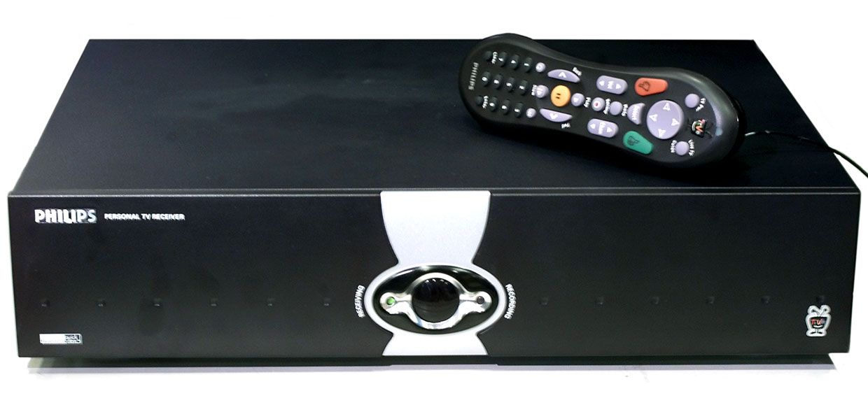 The Consumer Electronics Hall of Fame: TiVo
