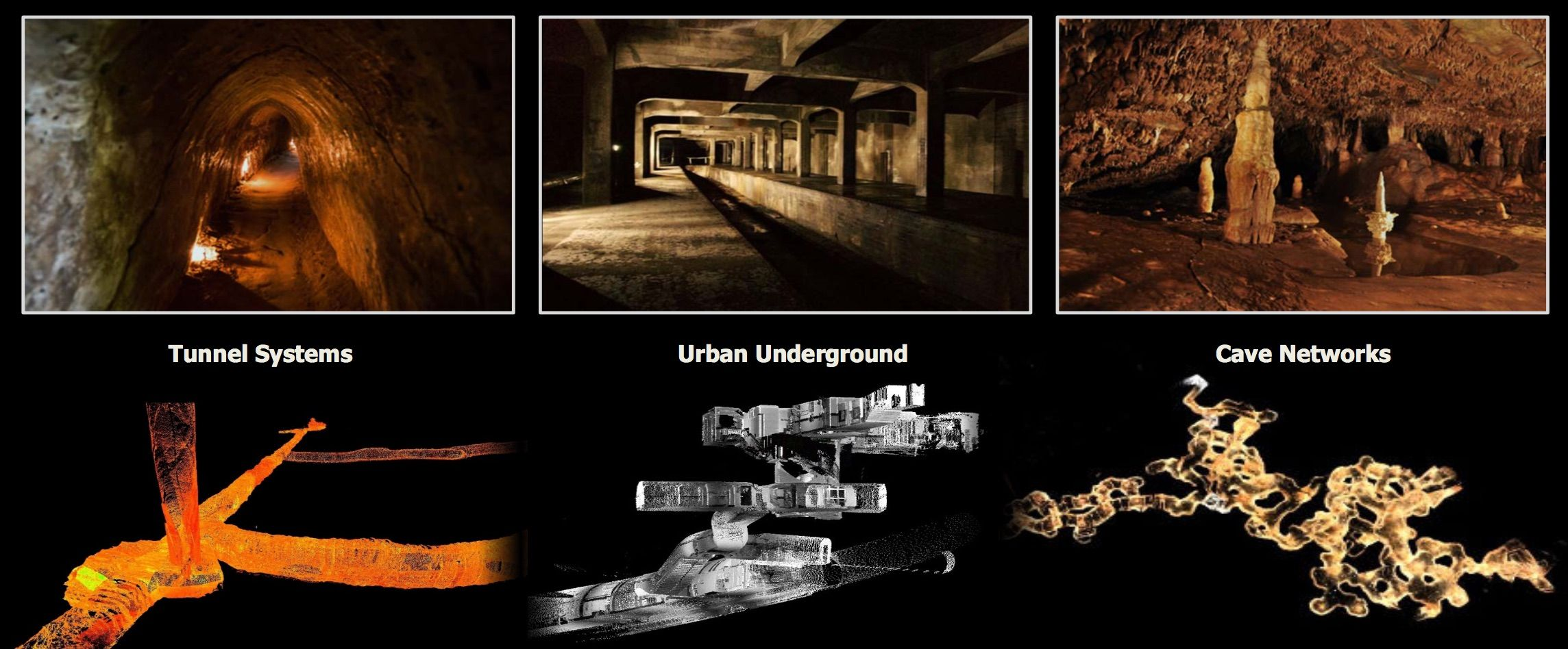 DARPA Subterranean Challenge: Teams of Robots Compete to Explore