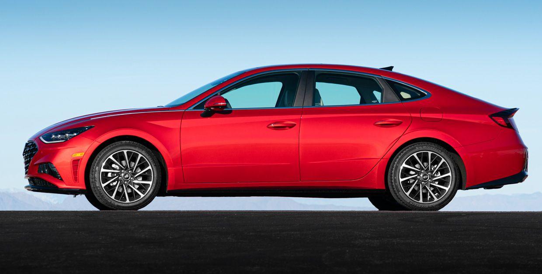 Photo of the Hyundai Sonata
