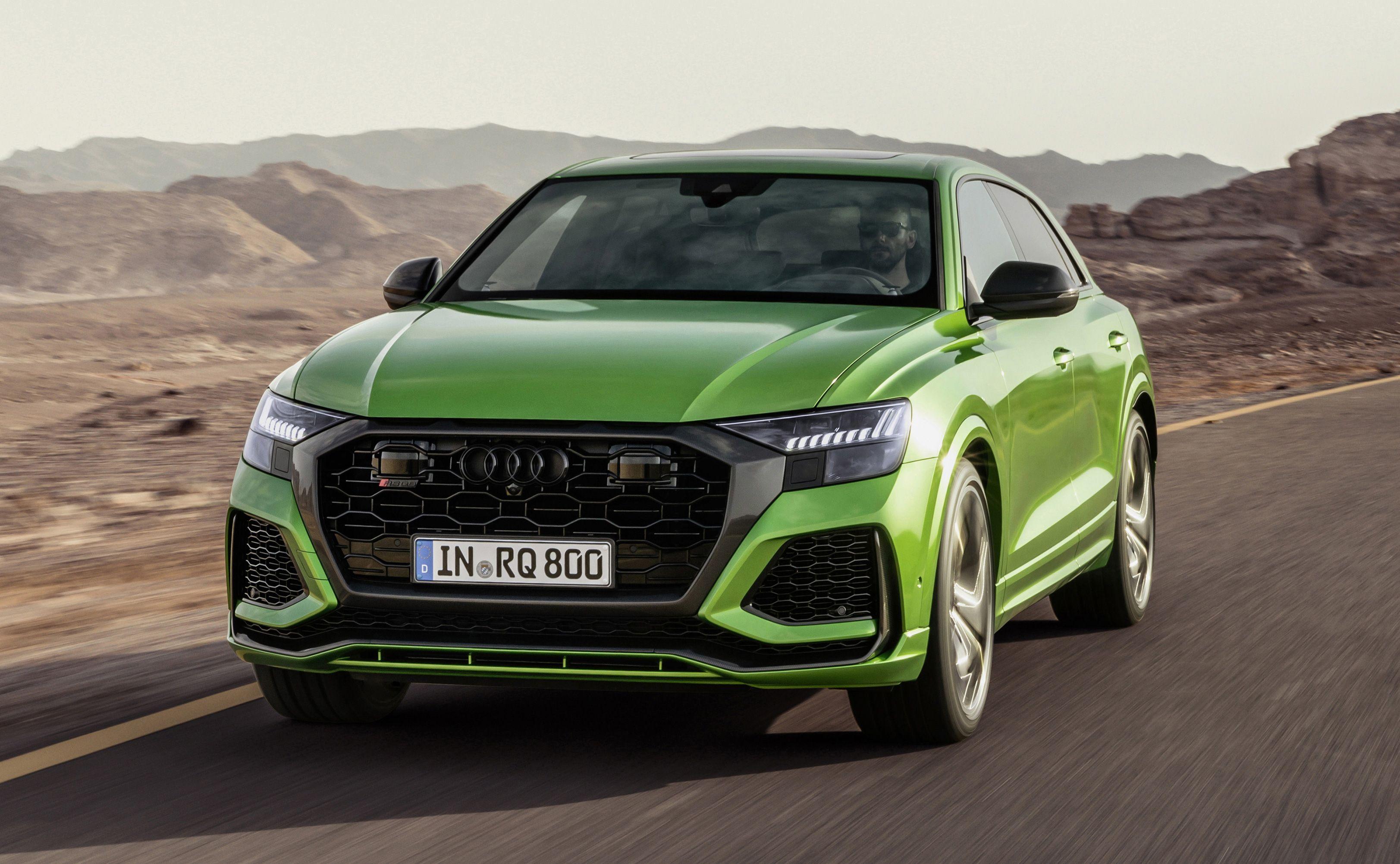 Photo of Audi RS Q8