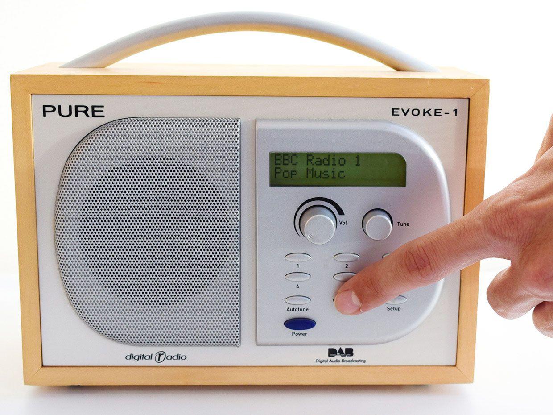 The Consumer Electronics Hall of Fame: Pure Evoke-1 DAB Digital Radio