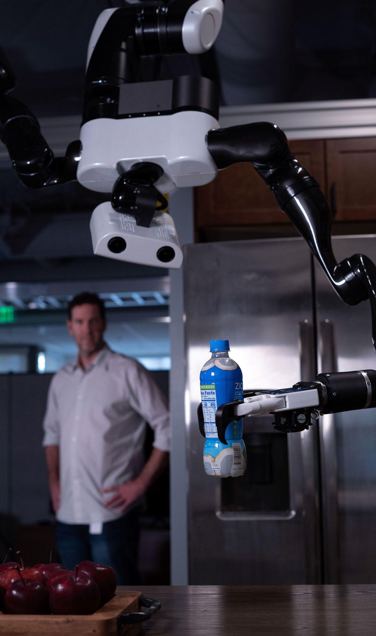 Robot de techo Toyota