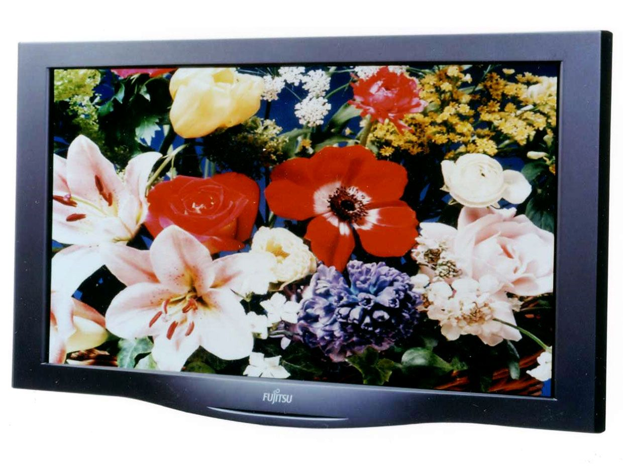 The Consumer Electronics Hall of Fame: Fujitsu Plasma TV