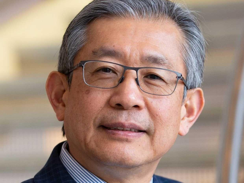 Photo of K. J. Ray Liu