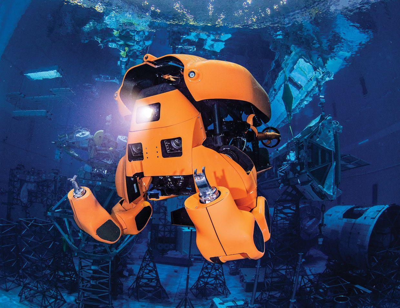 Meet Aquanaut The Underwater Transformer - IEEE Spectrum