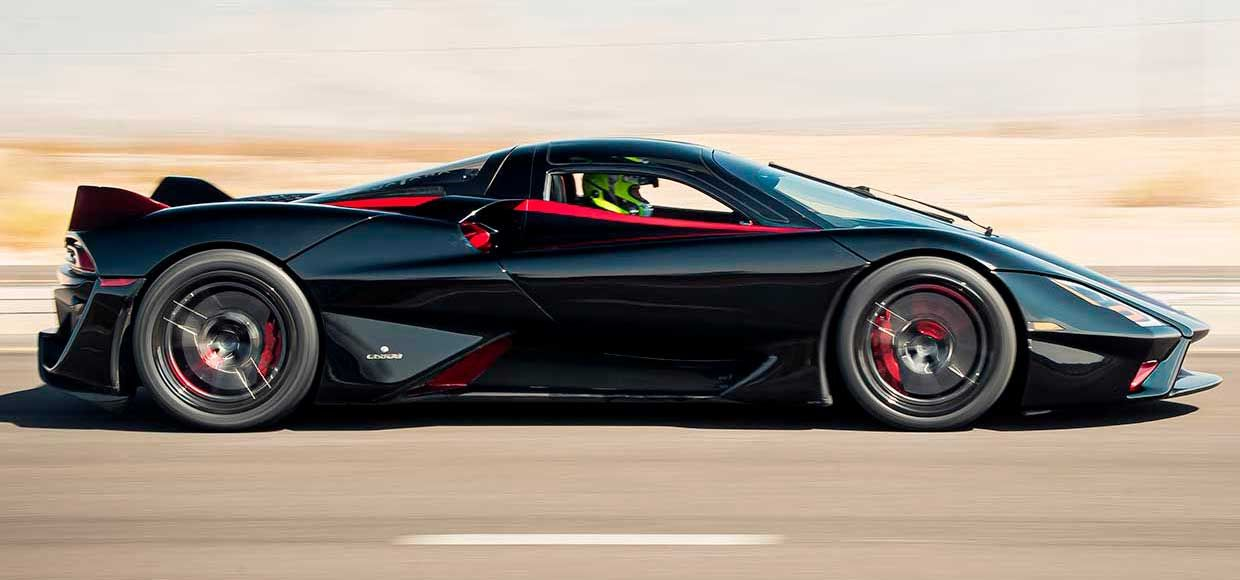 SSC plans to build 100 copies of the record-setting Tuatara, priced from $1.9 million.
