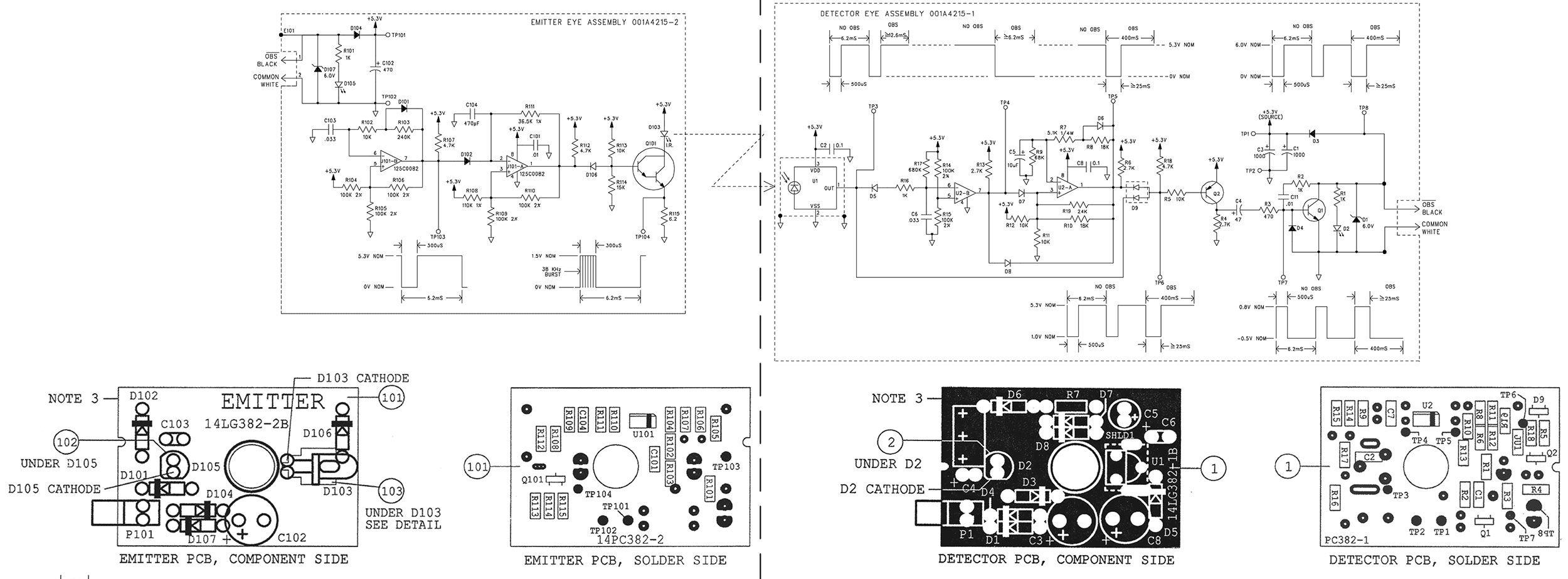 [CSDW_4250]   The Consumer Electronics Hall of Fame: LiftMaster Garage Door Opener - IEEE  Spectrum | Industrial Garage Door Openers Wiring Diagram |  | IEEE Spectrum