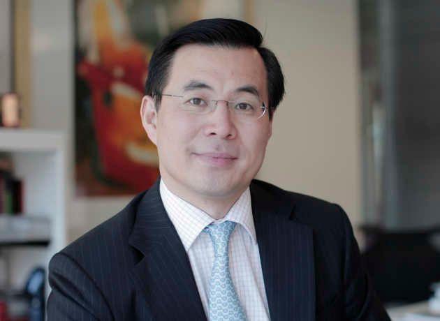 Guang-Zhong Yang, founding dean of the Institute of Medical Robotics at Shanghai Jiao Tong University