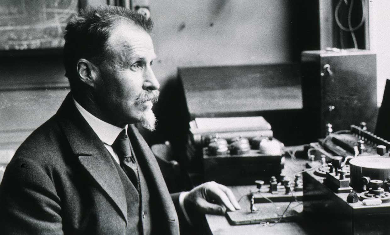 photo of Louis Lapicque 1920