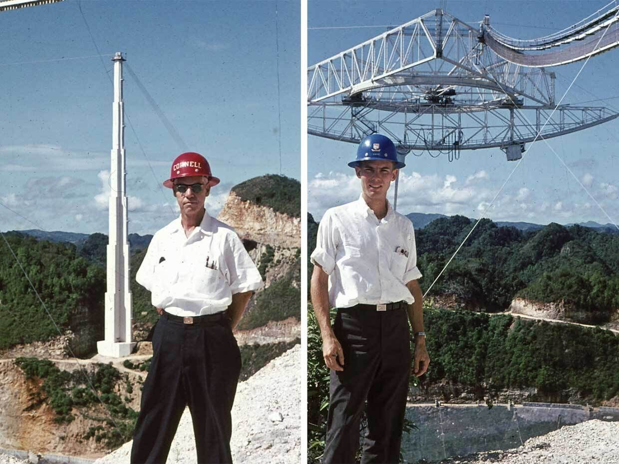 This Father-and-Son Duo Was Essential to Ionospheric Research at the Arecibo Observatory