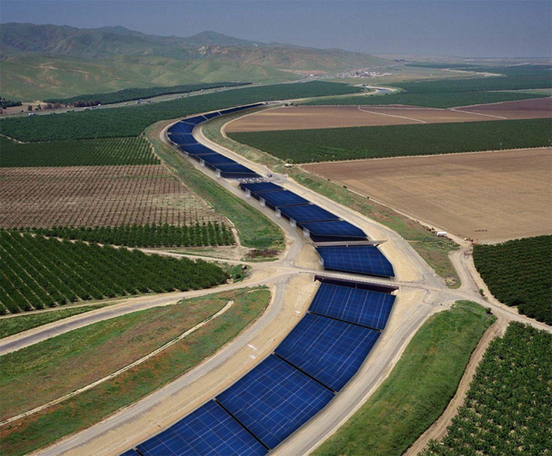solar canal california