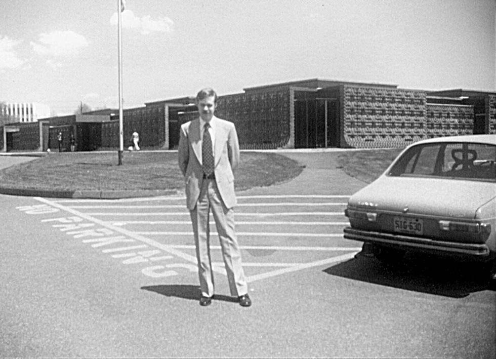 Photo of James W. Cortada.
