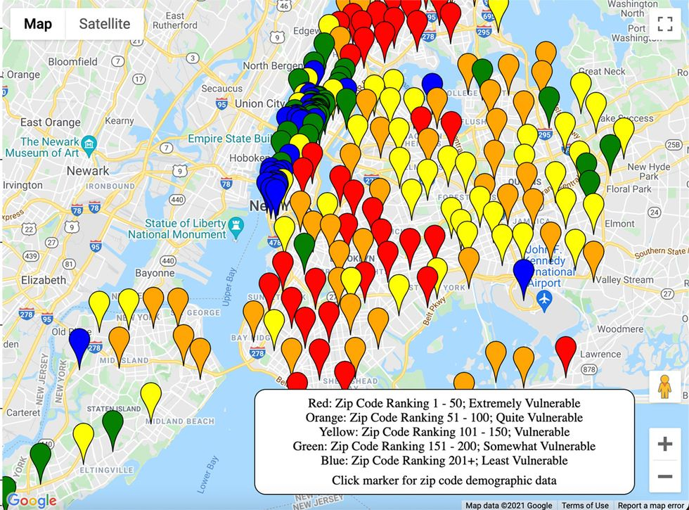historic outage map