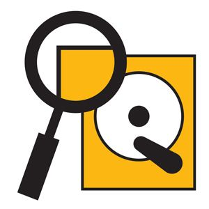 Image of a magnifying glass.