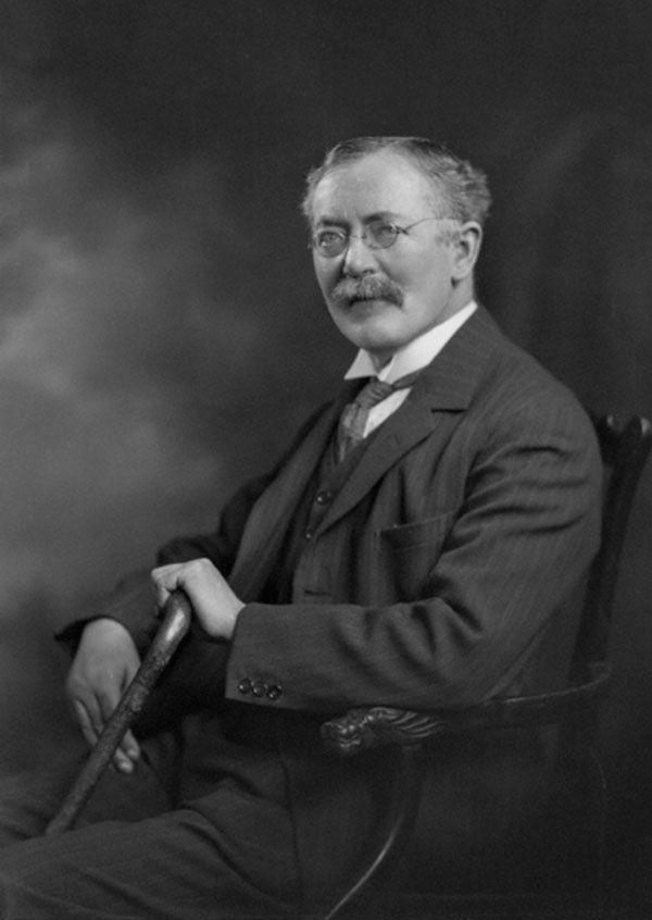 Photo of Edmund Fournier d'Albe