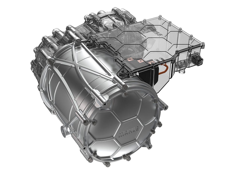 Бесконтактный электродвигатель Mahle