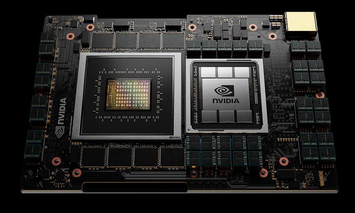 Nvidia's Grace CPU
