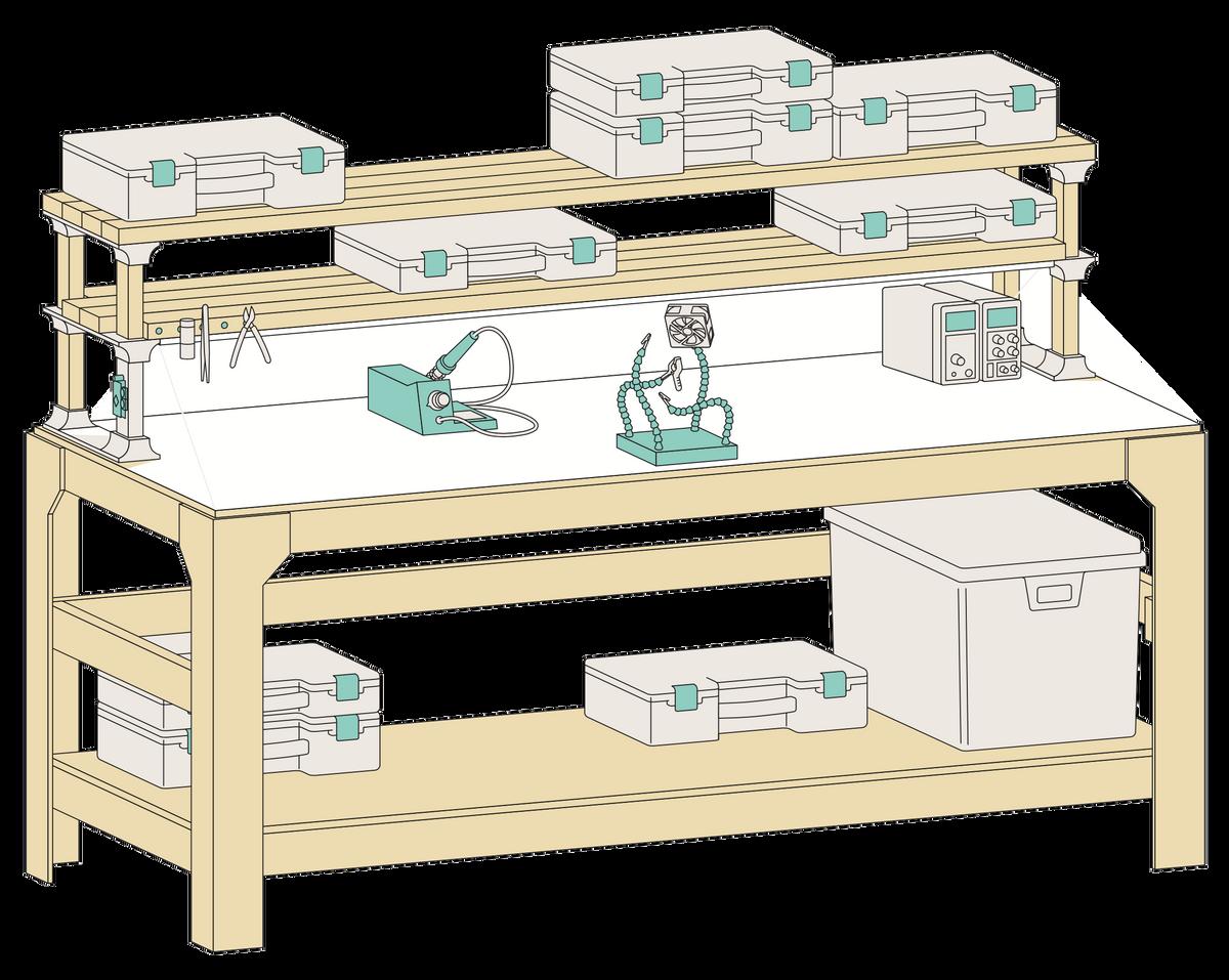 Workbench for DIY
