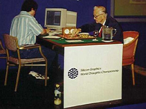 Computer Checkers