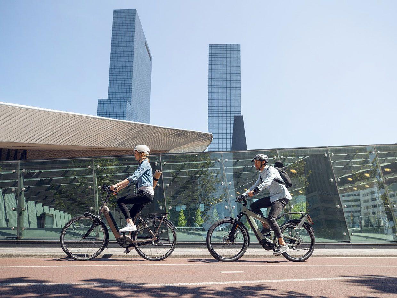 Biking's Bedazzling Boom
