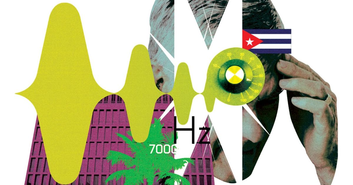 How We Reverse Engineered The Cuban Sonic Weapon Attack