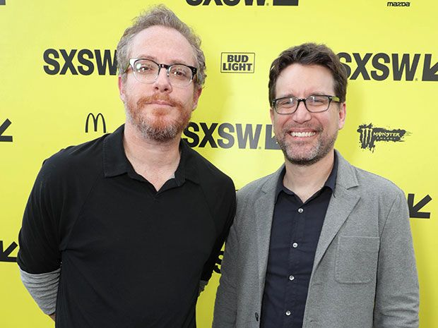 """Life"" screenwriters Paul Wernick [left] and Rhett Reese [right]"