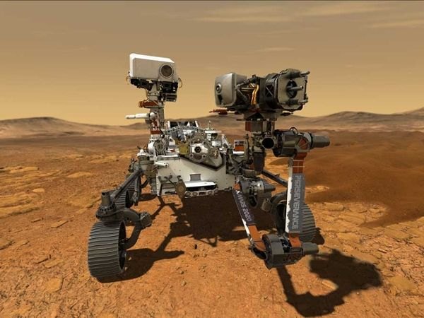 Everything You Need to Know About NASA\'s Perseverance Rover Landing on Mars