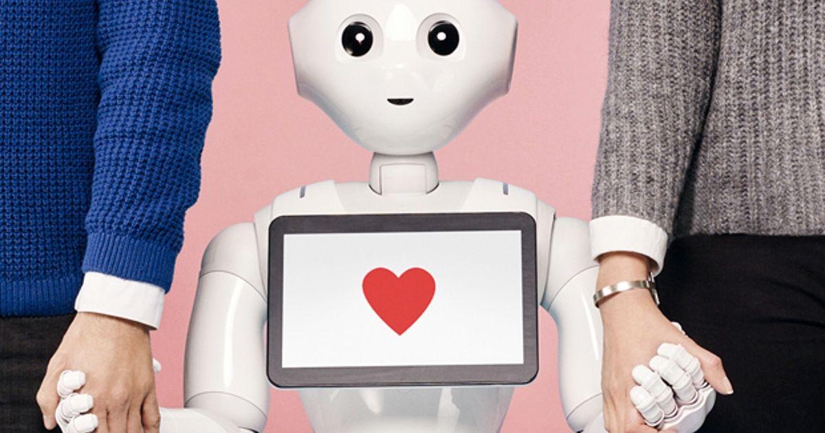 How Aldebaran Robotics Built Its Friendly Humanoid Robot, Pepper