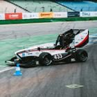 The ETH Zurich driverless car that won the first-ever Formula Student Driverless competition