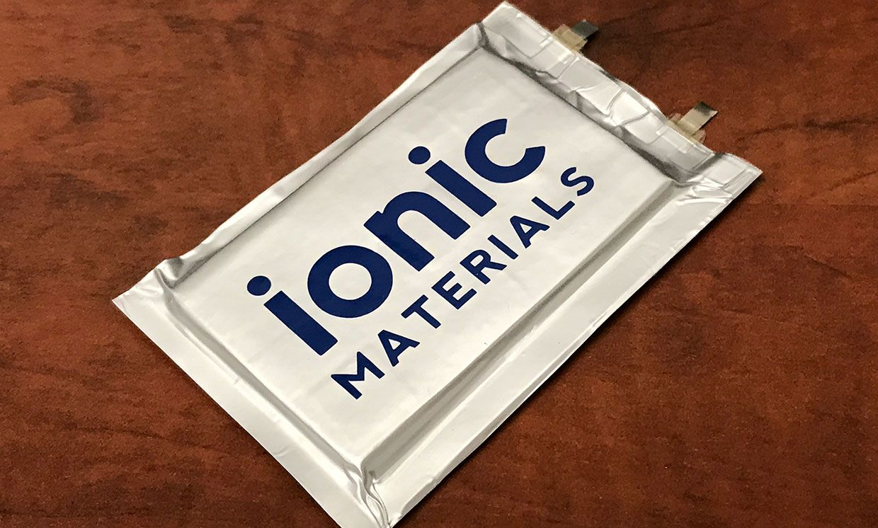 Ionic Materials cell