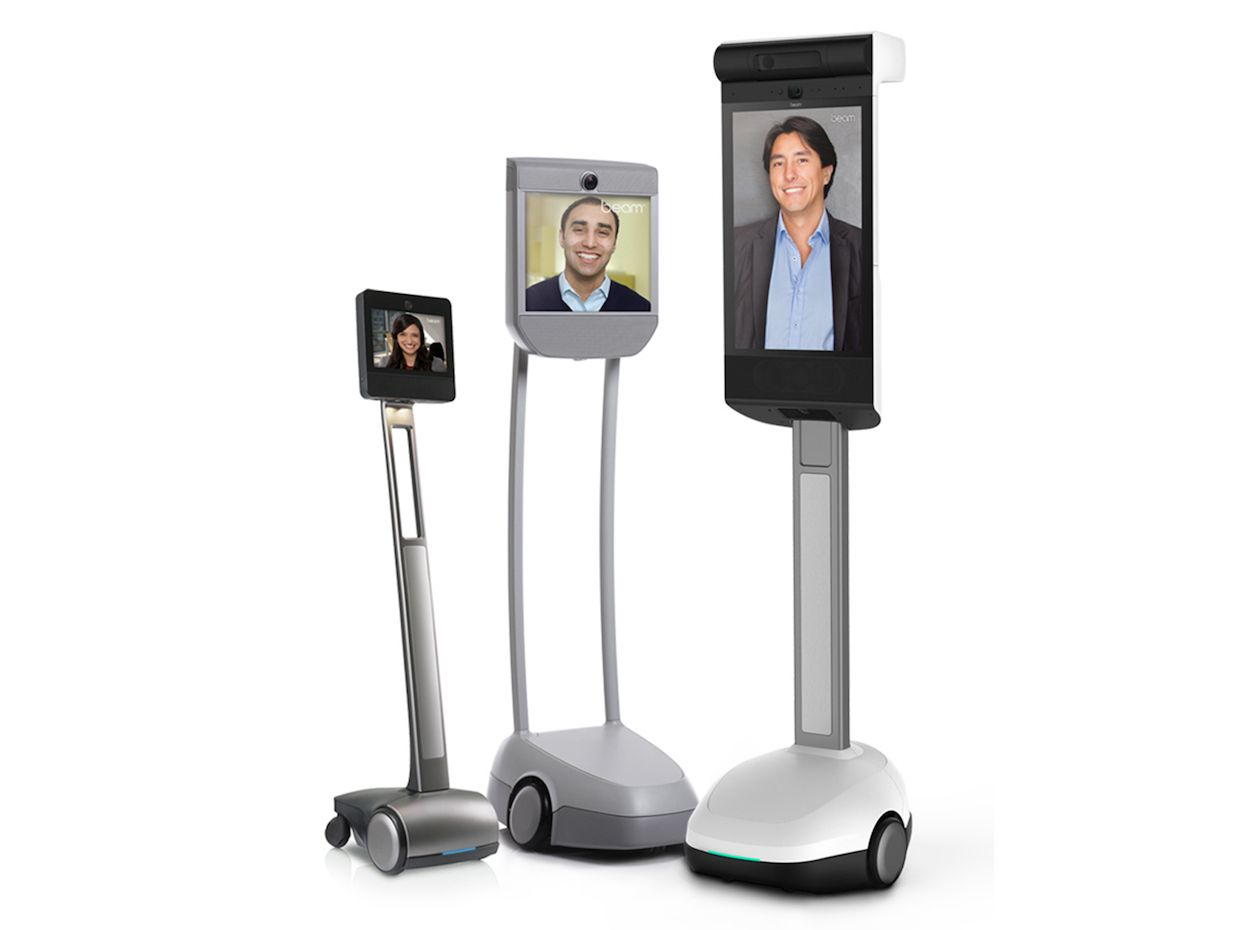 Blue Ocean Robotics Acquires Beam Telepresence Robot From Suitable Technologies