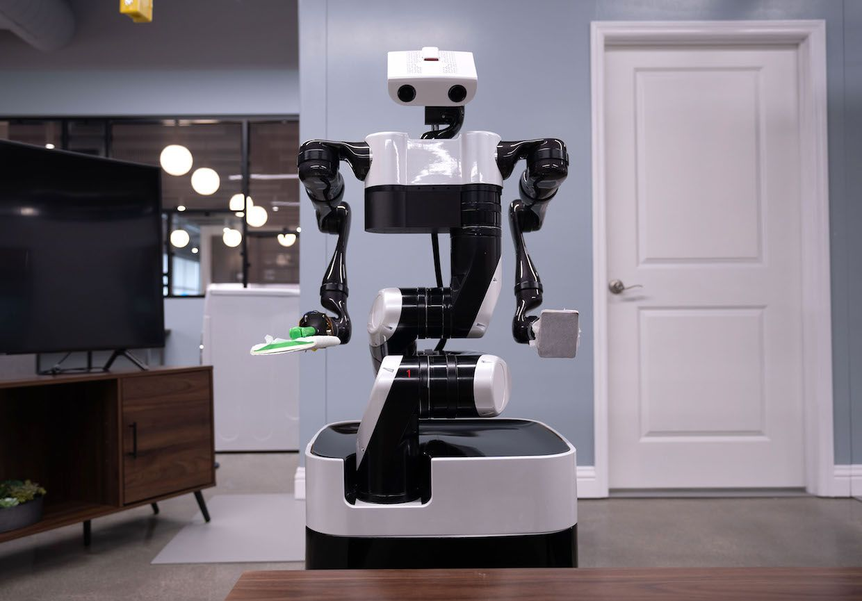 These Robots Use AI to Learn How to Clean Your House