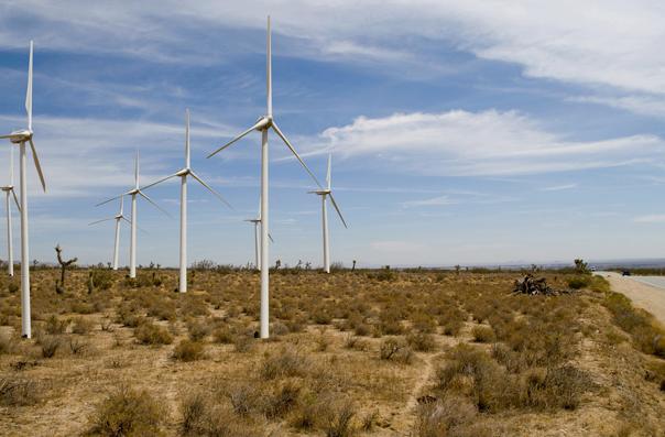 Huge Wind Farms Coming To Mojave Desert Ieee Spectrum