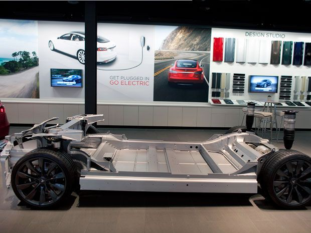 Tesla Panasonic Team Up For Quot Giga Quot Battery Factory Ieee