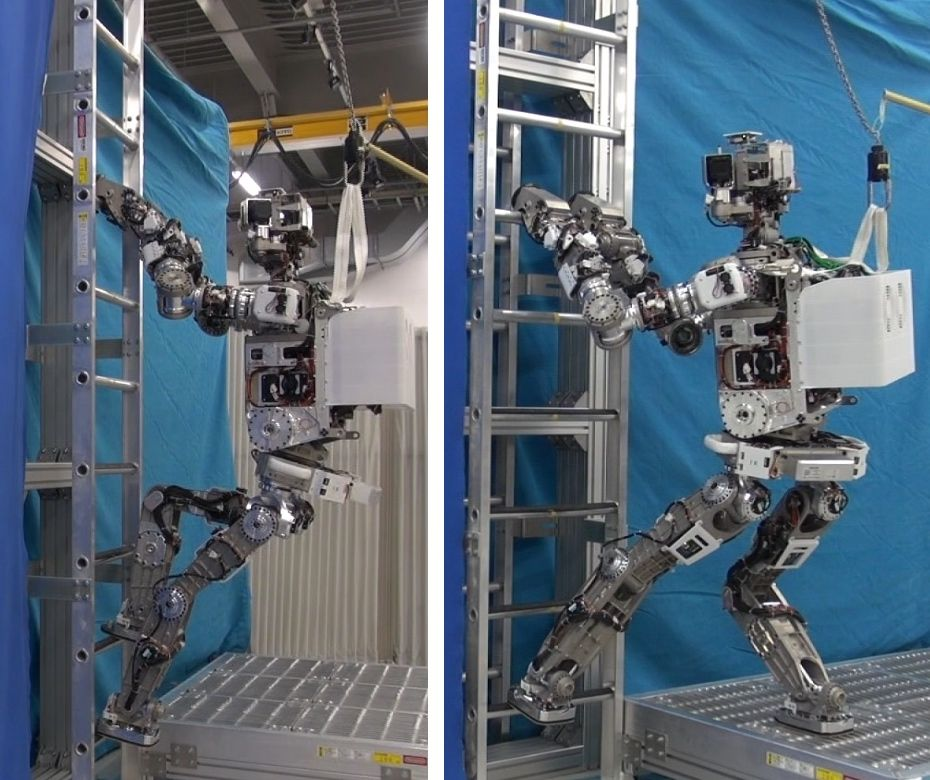 Honda Using Experimental New ASIMO for Disaster Response Research