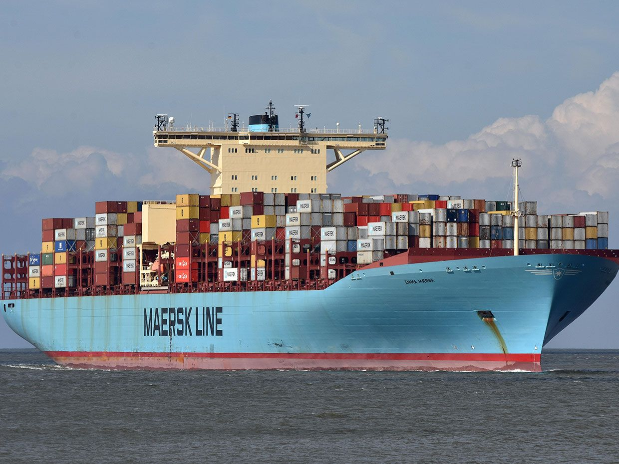 The Struggle to Make Diesel-Guzzling Cargo Ships Greener - IEEE ...