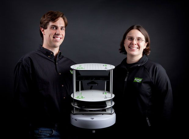Melonee Wise and Tully Foote talk to us about TurtleBot's past, present, and future