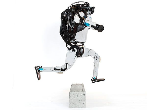 How Boston Dynamics Is Redefining Robot Agility