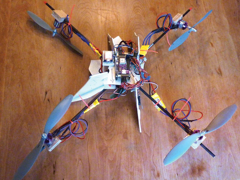 The Diy Kidtracking Drone - IEEE Spectrum