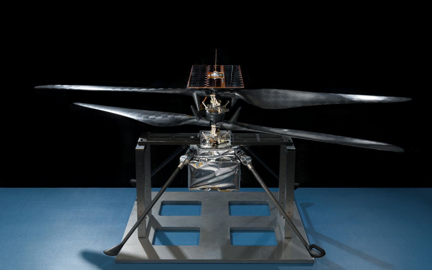 NASA's Mars Helicopter