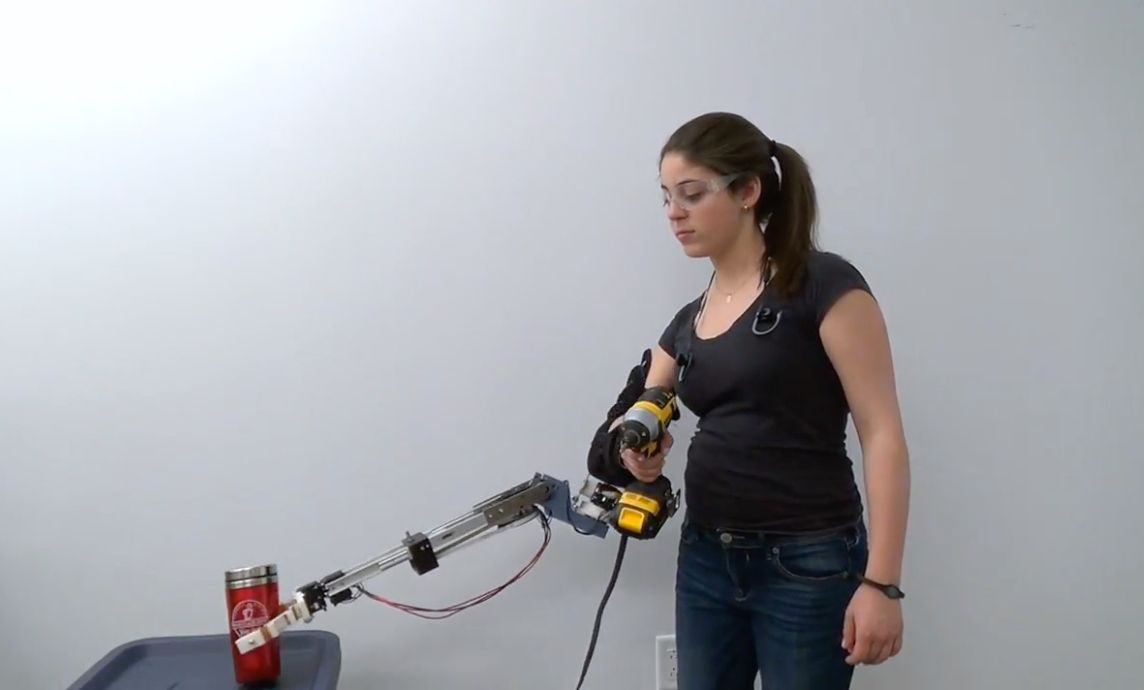 Things You Can Do With An Extra Robotic Arm Ieee Spectrum
