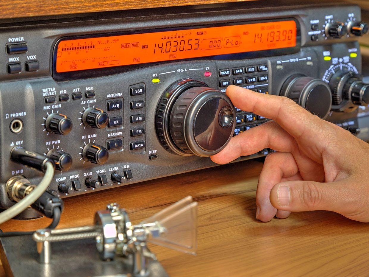 Is Ham Radio A Hobby, A Utility…Or Both? A Battle Over