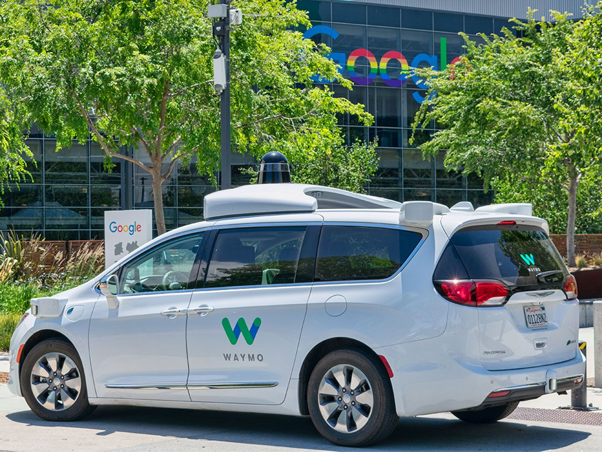 Waymo Offers A Peek Into The Huge Trove Of Data Collected By