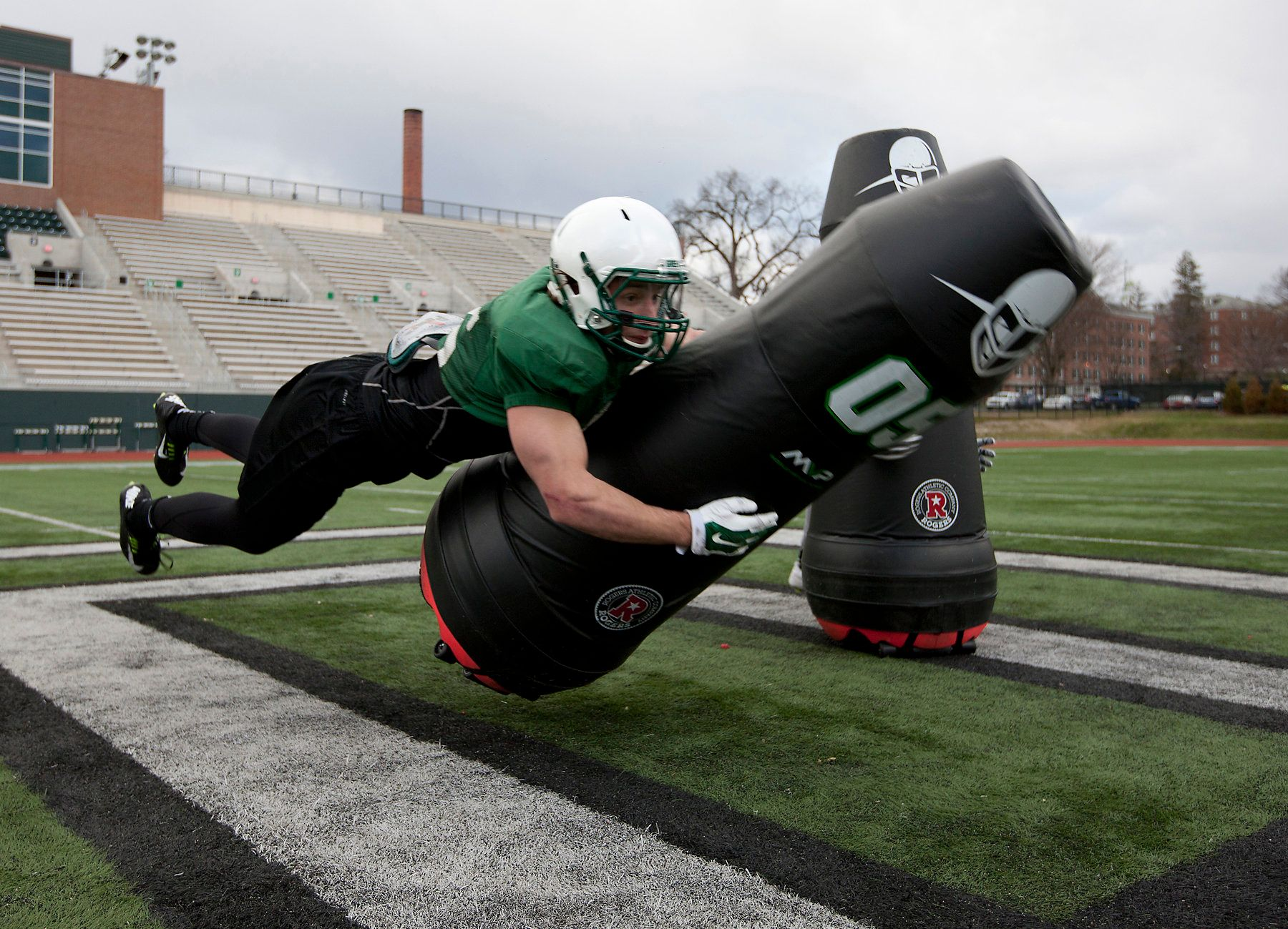 Tackle This Football S Newest Most Valuable Player Is A Robot
