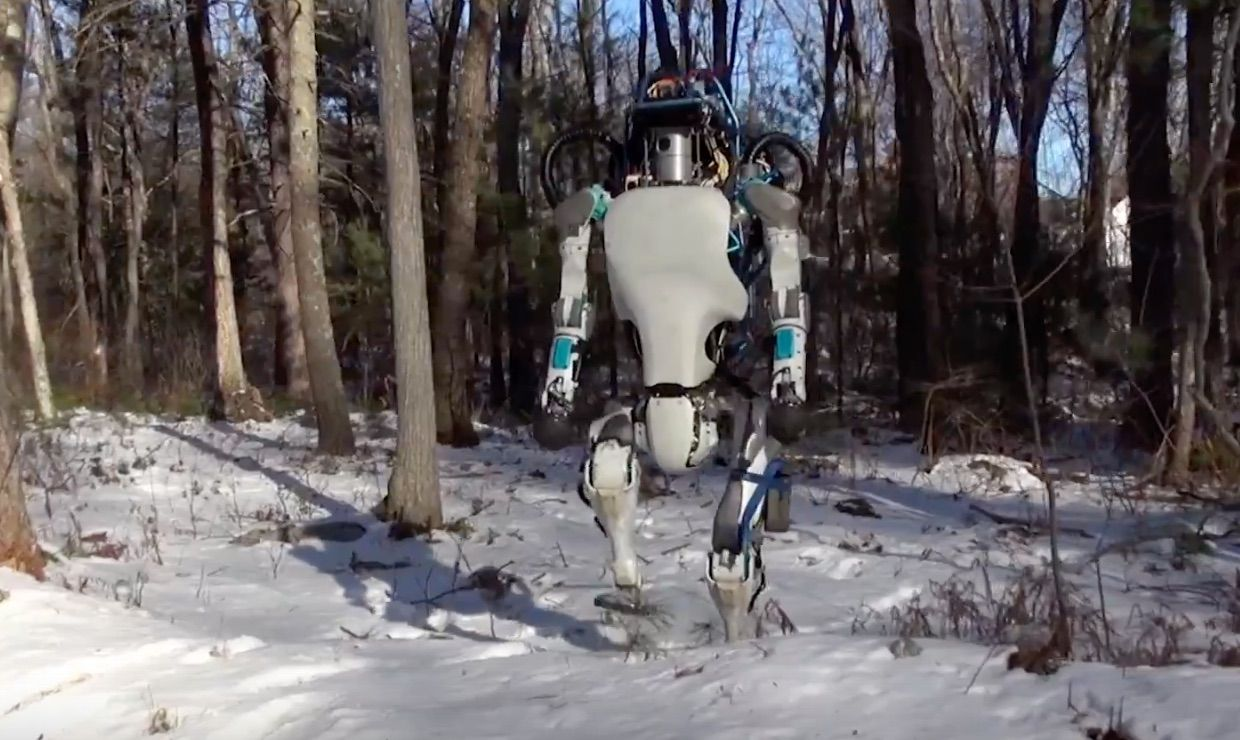 The Next Generation Of Boston Dynamics Atlas Robot Is Quiet Robust Short Circuit For Sale And Tether Free Ieee Spectrum
