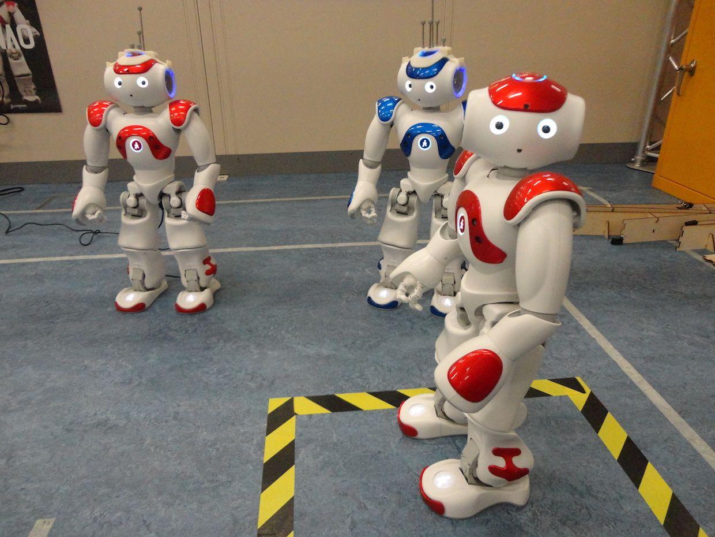 Nao ethical robot