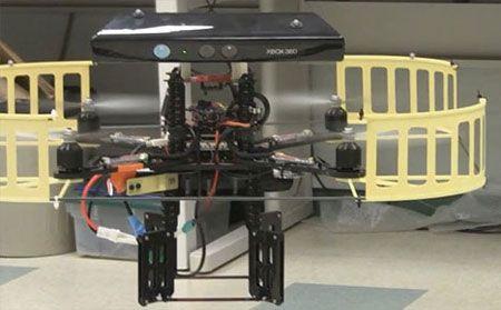使用kinect的室内机器人导航(文献篇)